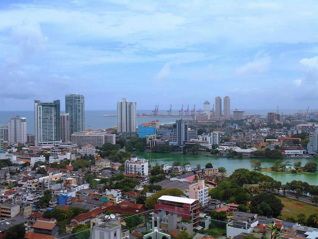 Colombo au Sri Lanka
